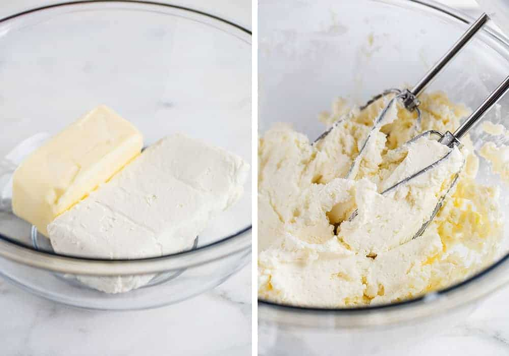 how to make cream cheese frosting with mixer