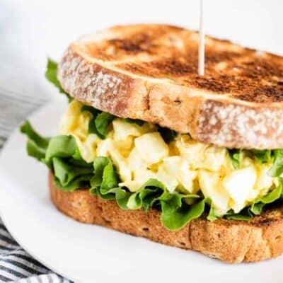 egg salad recipe