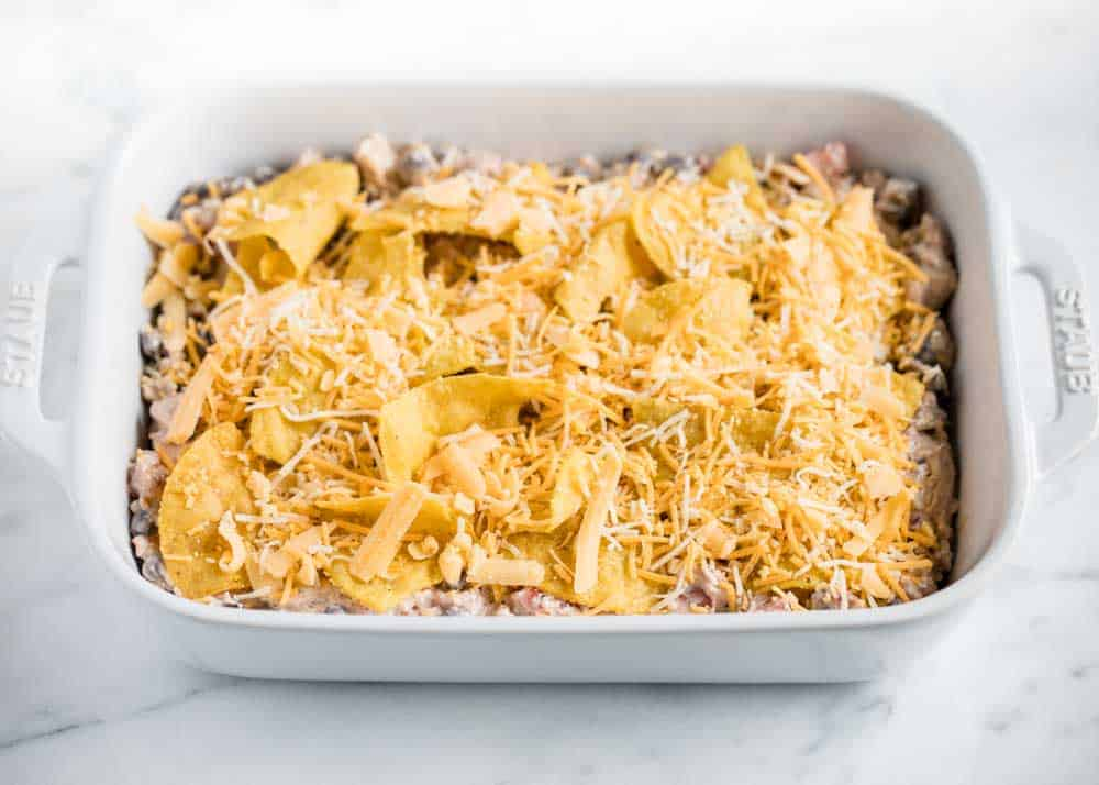 Easy Mexican Chicken Casserole I Heart Naptime