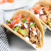 shredded beef taco recipe