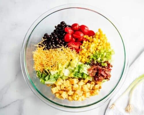 cornbread salad recipe