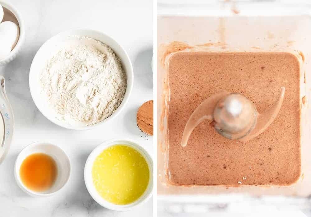 chocolate crepe ingredients