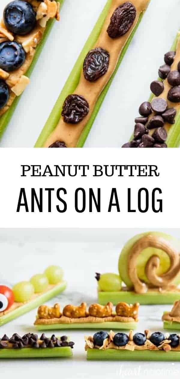 Ants On A Log 6 Fun Variations Your Kids Will Love I Heart Naptime