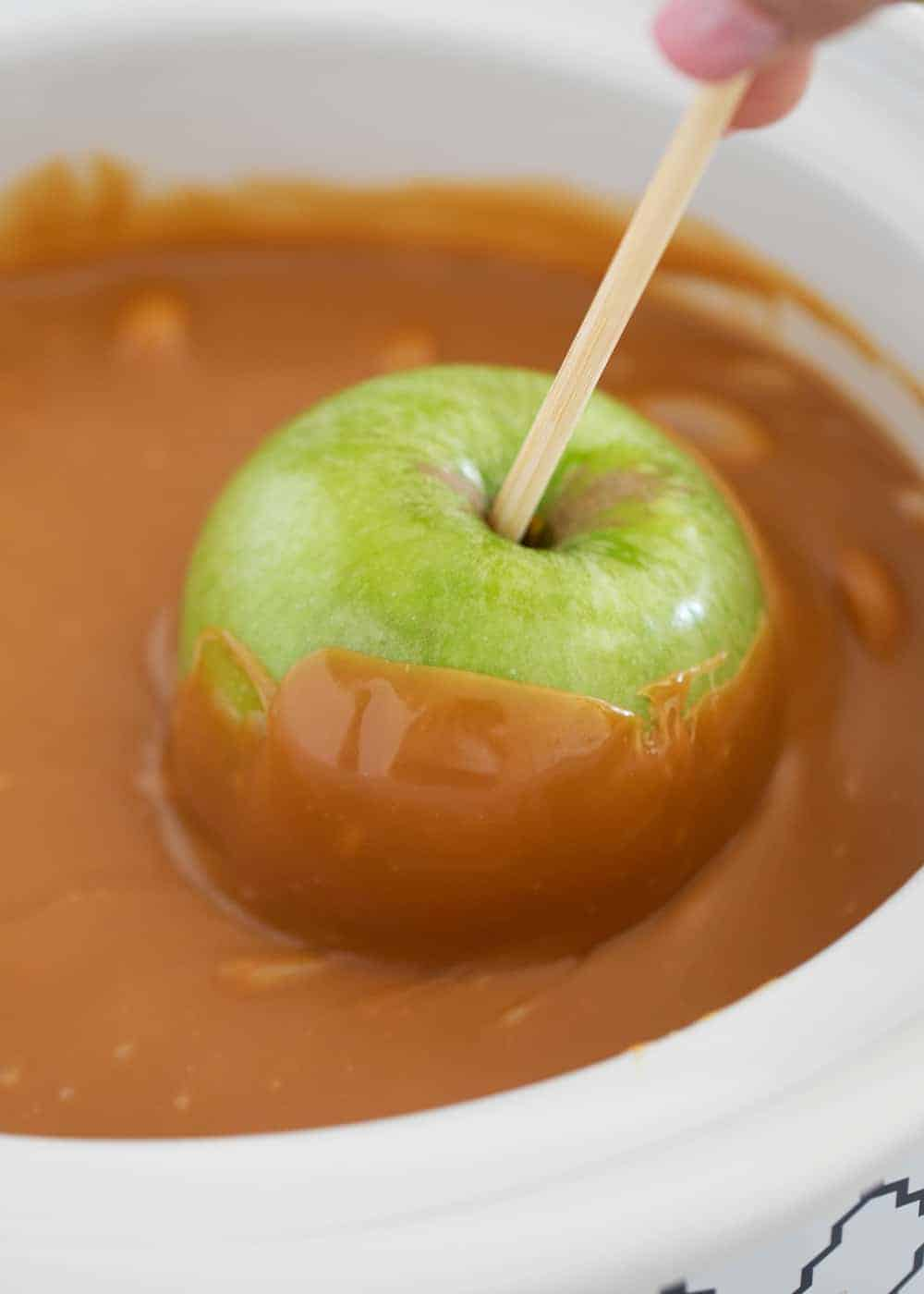 How To Make Homemade Caramel Apples I Heart Naptime