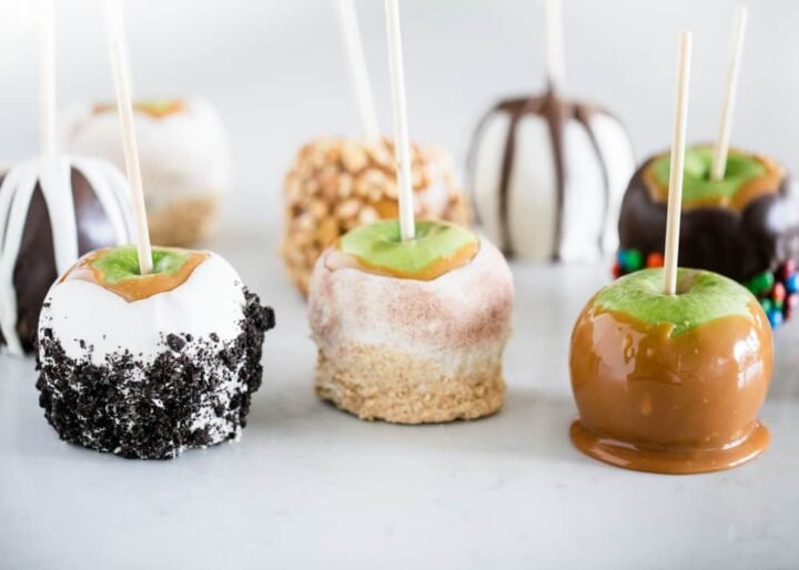 How To Make Homemade Caramel Apples I Heart Naptime