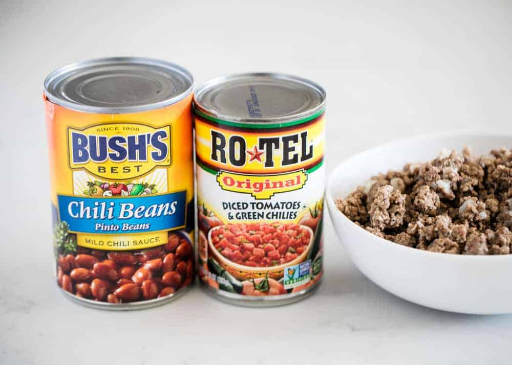 Easy 3 Ingredient Chili Recipe 30 Minutes I Heart Naptime