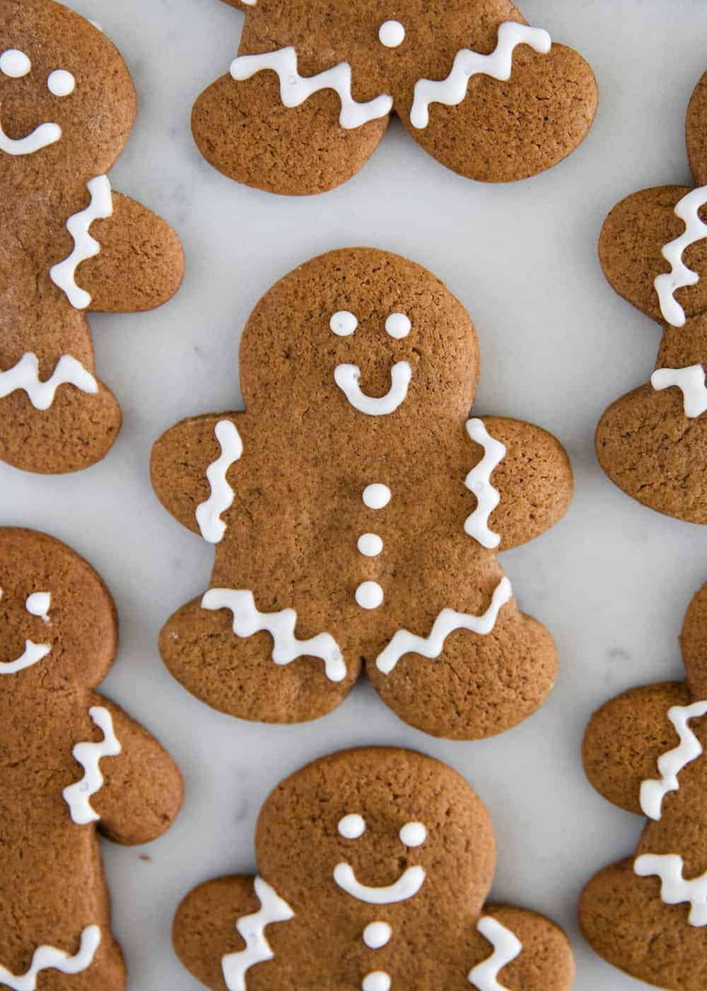 The Best Gingerbread Man Cookies I Heart Naptime