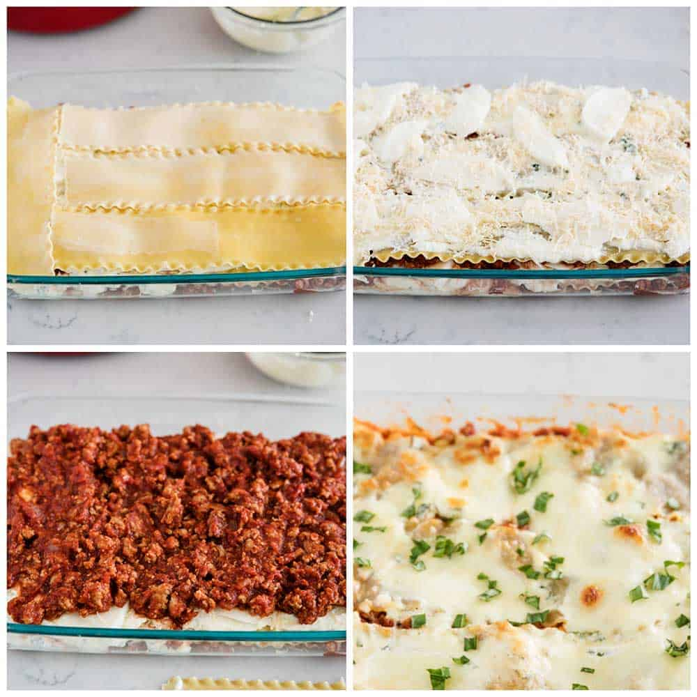 Easy Homemade Lasagna Recipe I Heart Naptime