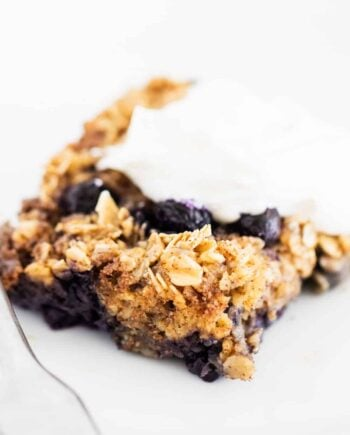 baked oatmeal with greek yogurt