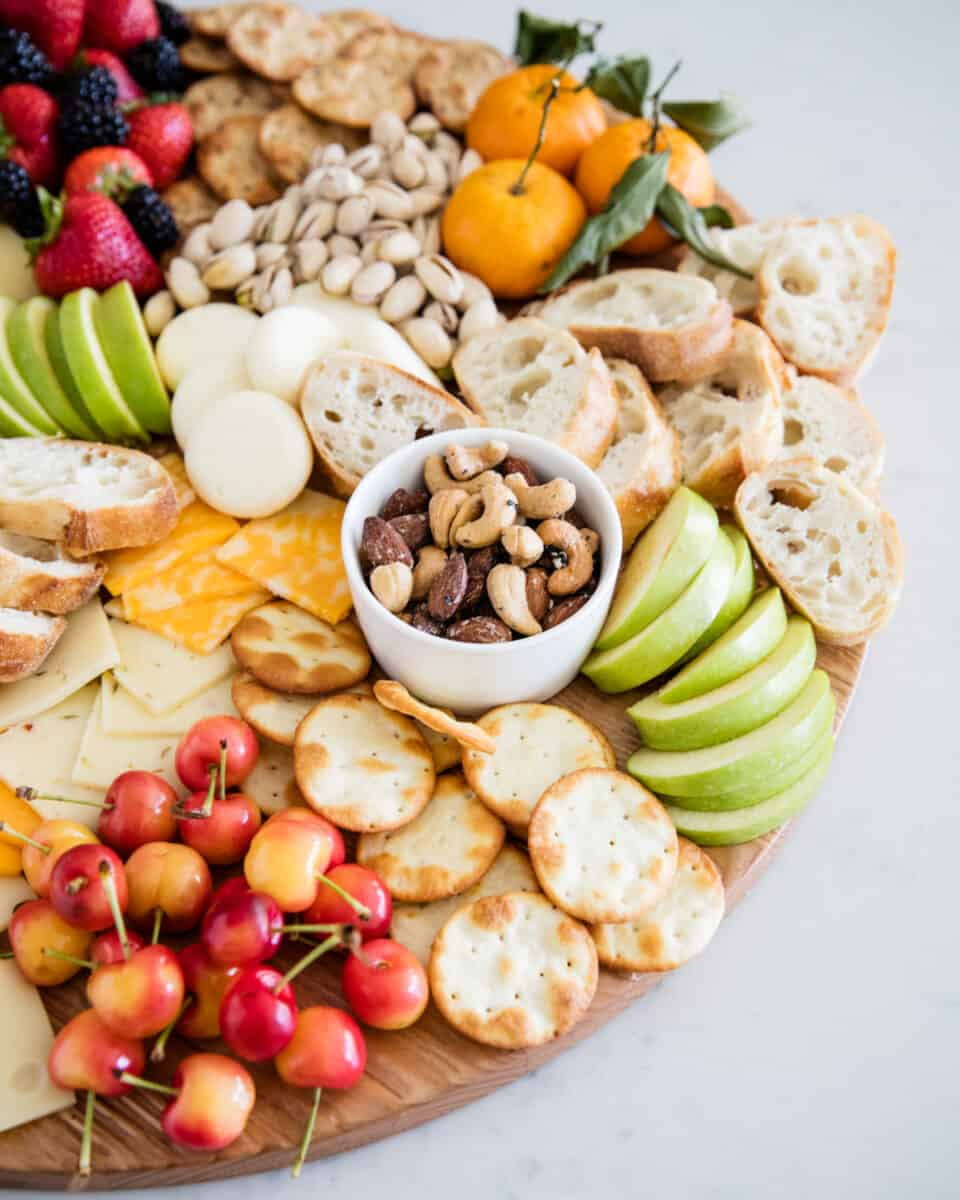 How To Make A Fruit And Cheese Platter I Heart Naptime