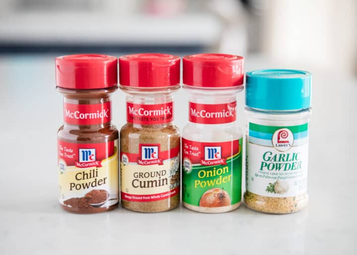 chili seasoning ingredients