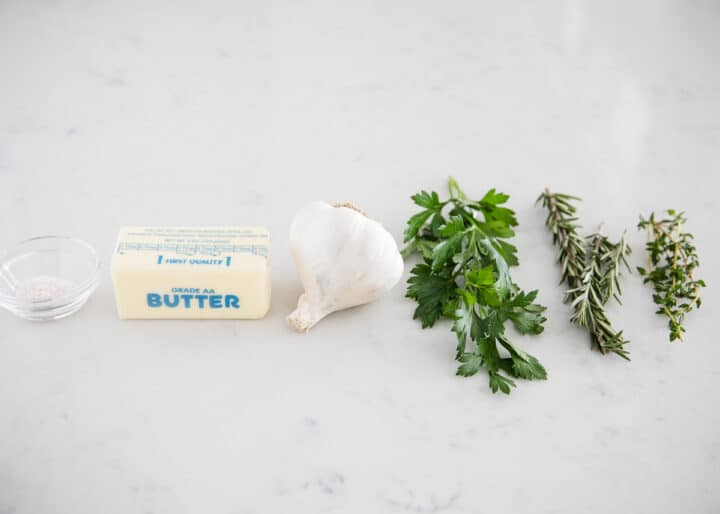 herb butter ingredients
