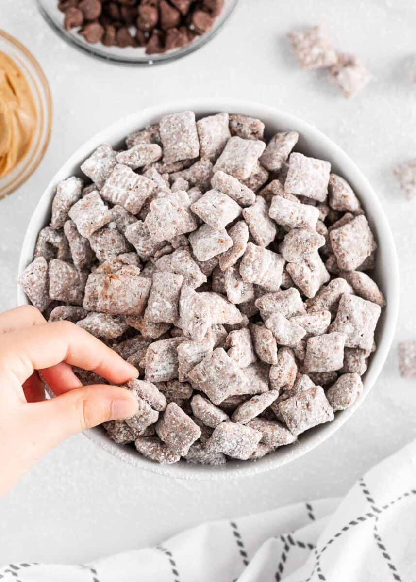 Muddy Buddies Aka Puppy Chow I Heart Naptime