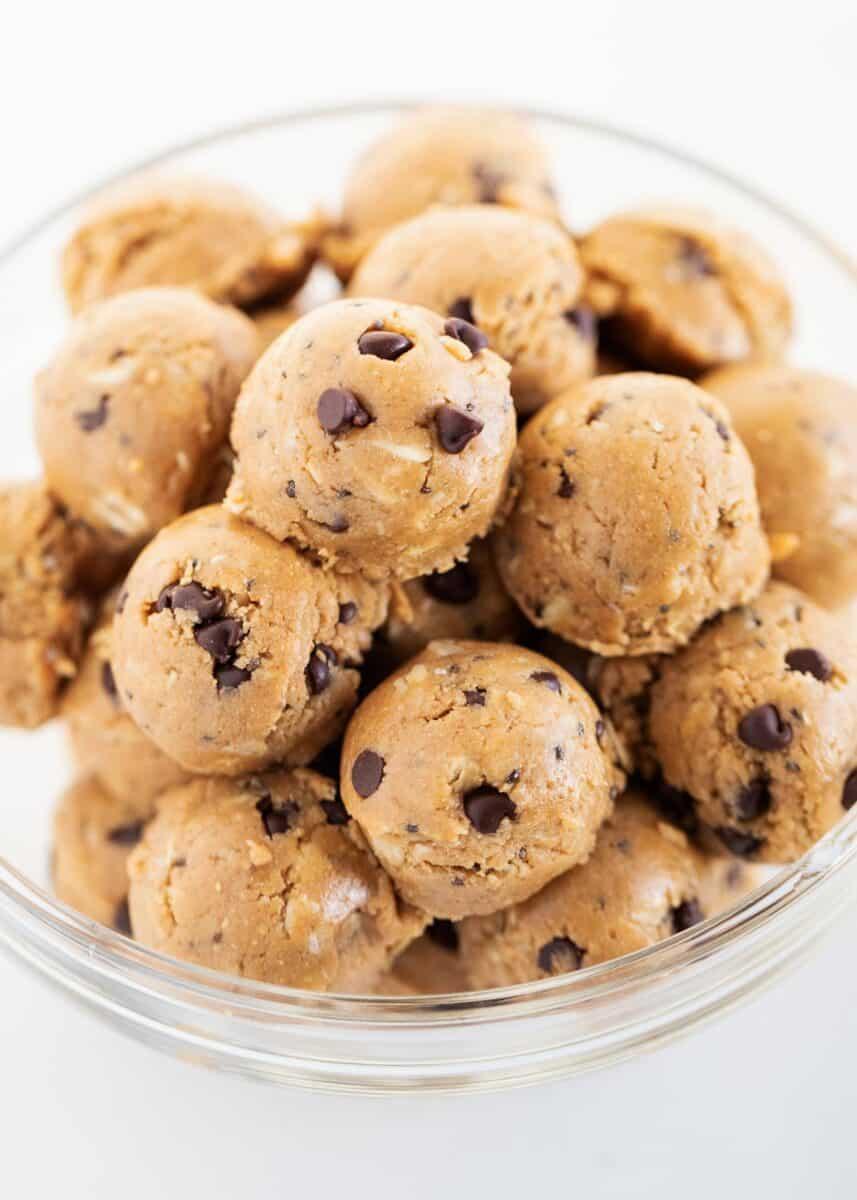 kodiak kekler protein topları açık kapta