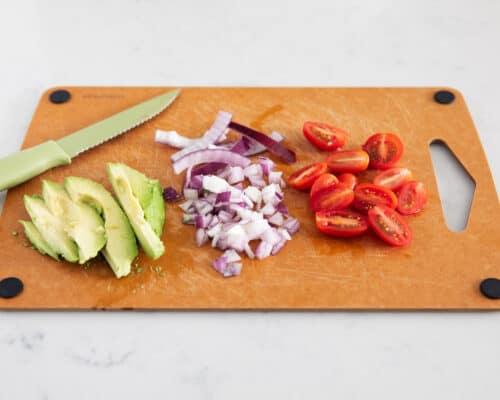 buffalo chicken lettuce wraps ingredients