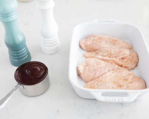 baked bbq chicken ingredients